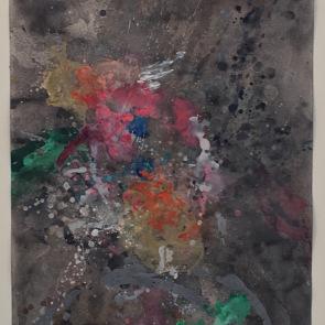 Painting/måleri: Repeated events, utställning på Tyresö konsthall 2018